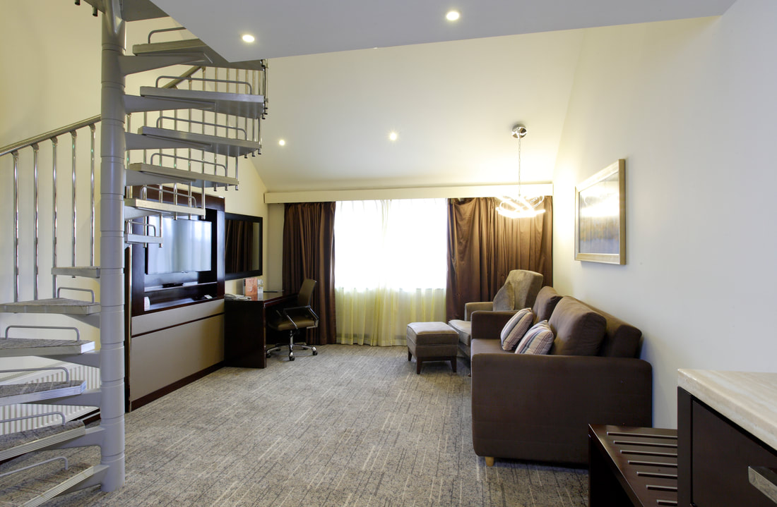 Townhouse Suite at Ramada Hotel in Solihull, Birmingham