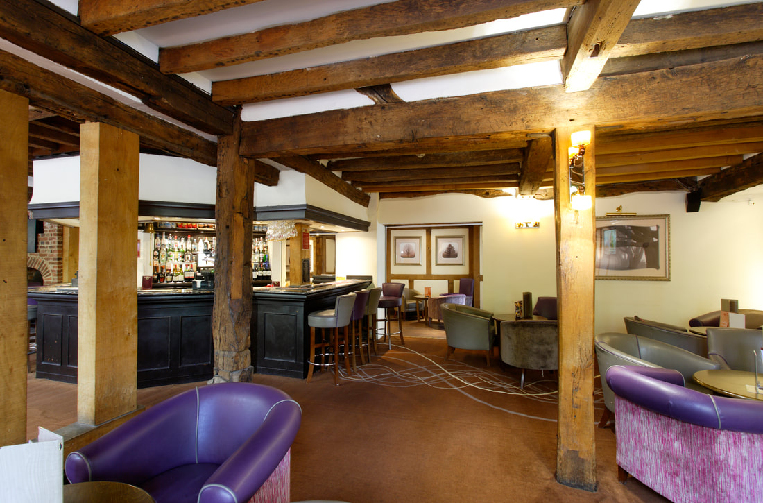 George's Bar at Ramada Hotel in Solihull, Birmingham