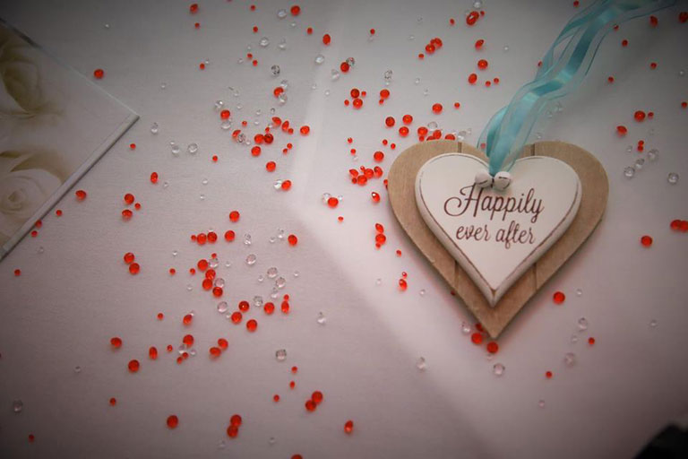 Happily ever after at Ramada Hotel in Solihull, Birmingham